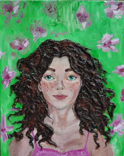Yulia Boriskina – Age 12 – Canada – Available